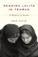 Reading Lolita in Tehran:  A Memoir in Books