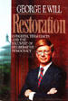 Restoration:  Congress, Term Limits and the Recovery of Deliberative Democracy